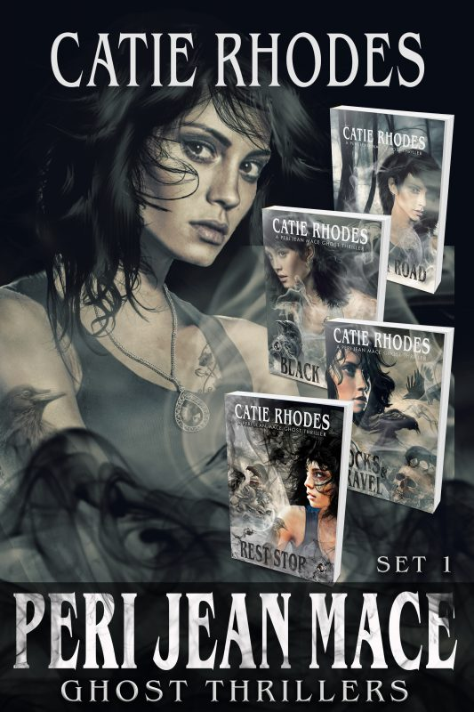 The Peri Jean Mace Ghost Thriller Series, Books 1-4