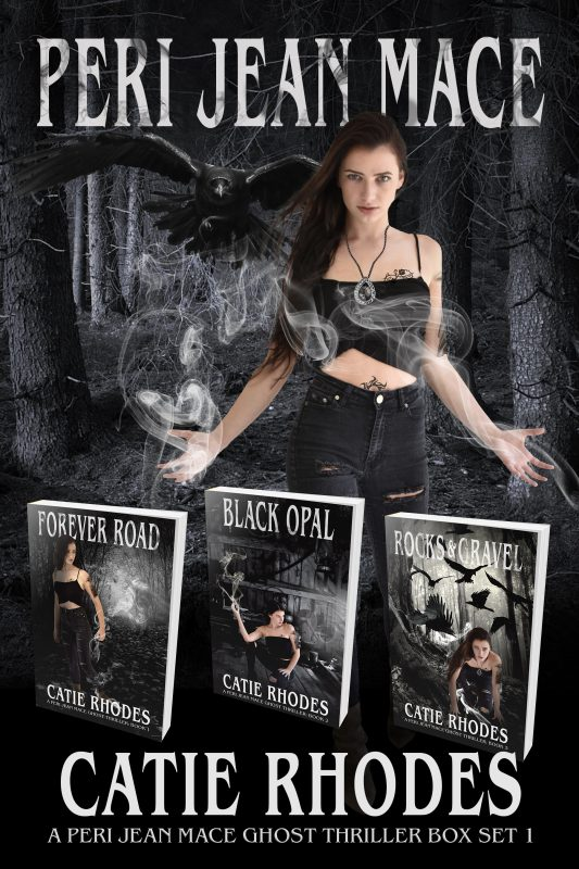 Peri Jean Mace Ghost Thriller Box Set 1